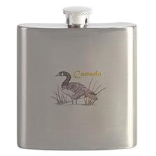 CANADA Flask