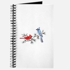 BLUEJAY AND CARDINAL Journal