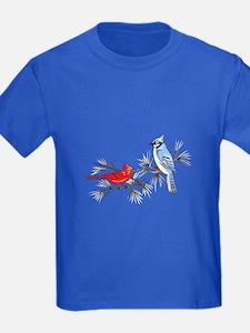 BLUEJAY AND CARDINAL T-Shirt
