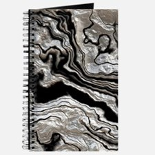bold strong marbling metal texture Journal
