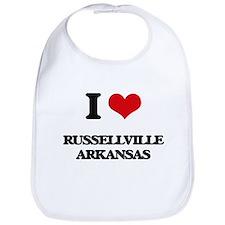 I love Russellville Arkansas Bib