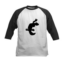 Gecko Silhouette Baseball Jersey