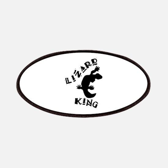 Lizard King Patch