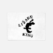 Lizard King 5'x7'Area Rug