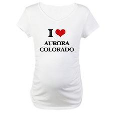 I love Aurora Colorado Shirt
