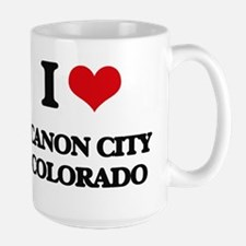 I love Canon City Colorado Mugs