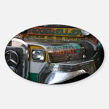Jeepney Decal