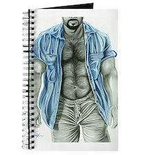 Blue shirt2 Journal