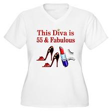 DAZZLING 55TH T-Shirt