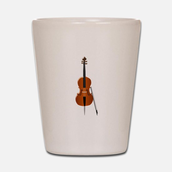 Cello Shot Glass