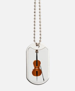 Cello Dog Tags