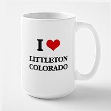 I love Littleton Colorado Mugs