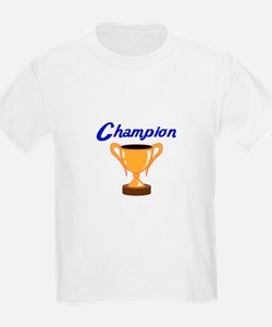TROPHY CUP CHAMPION T-Shirt