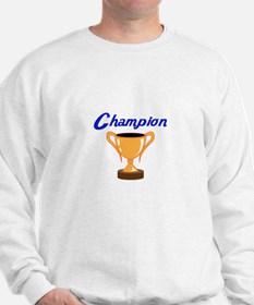 TROPHY CUP CHAMPION Sweatshirt