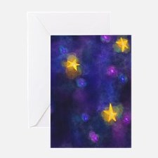 Stary Stary Sky Greeting Cards