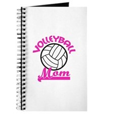 VOLLEYBALL MOM Journal