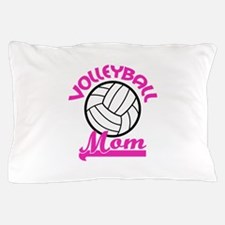 VOLLEYBALL MOM Pillow Case