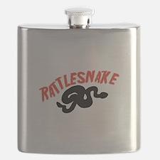 Rattlesnake Flask