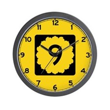 K-9, Kansas Wall Clock