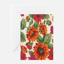 Sunflower Splash  Greeting Card