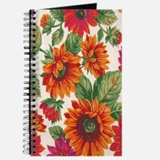 Sunflower Splash  Journal