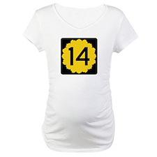 K-14, Kansas Shirt