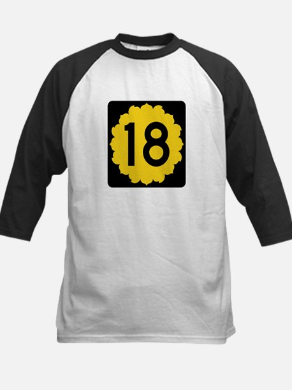 K-18, Kansas Kids Baseball Jersey