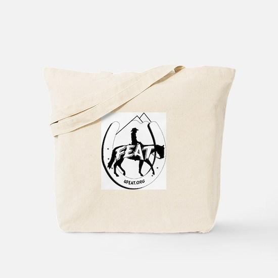 FEAT Logo Tote Bag