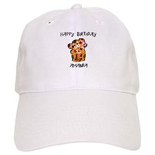 Happy Birthday Amanda (tiger) Baseball Cap