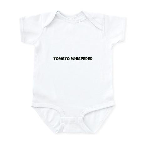 tomato whisperer Infant Bodysuit
