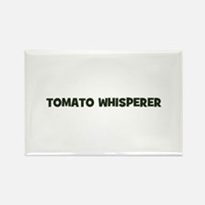 tomato whisperer Rectangle Magnet (100 pack)