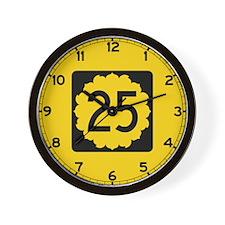 K-25, Kansas Wall Clock