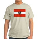 Austrian Flag (2) Light T-Shirt
