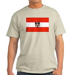 Austrian Flag (2) T-Shirt