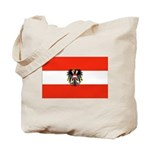 Austrian Flag (2) Tote Bag
