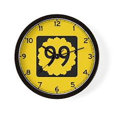 K-99, Kansas Wall Clock