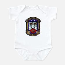 USS KIRK Infant Bodysuit