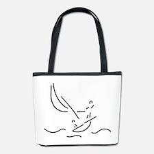 sail sail boat of sport sailings Bucket Bag