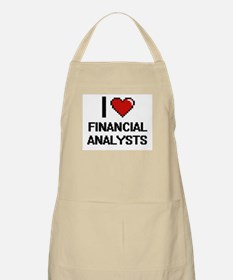 I love Financial Analysts Apron