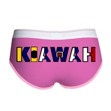 Kiawah Women's Boy Brief