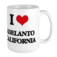 I love Adelanto California Mugs
