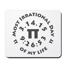 Ultimate Pi Day March 14, 2015 Mousepad