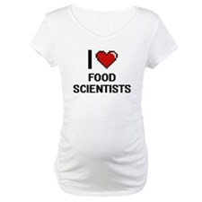 I love Food Scientists Shirt