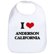 I love Anderson California Bib