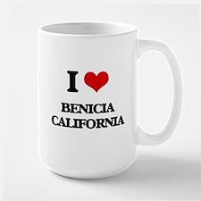 I love Benicia California Mugs