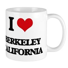 I love Berkeley California Mug