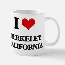 I love Berkeley California Mug