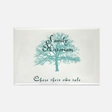 Family Historian Chase Tale Magnets