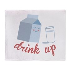 Drink Up Throw Blanket