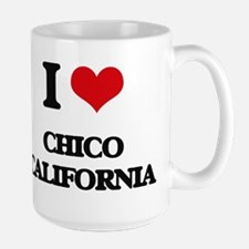I love Chico California Mugs